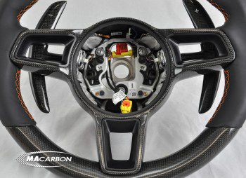 Porsche 991 GT3 RS Carbon Wheel
