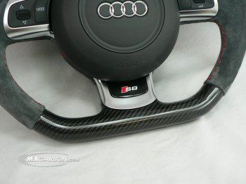 RS6 / R8 Sport - Suede with Carbon Bottom