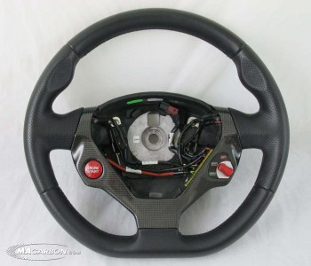 California Steering Wheel Center