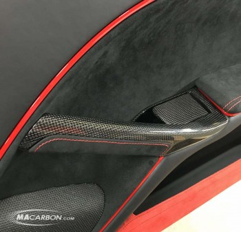 F12 Door Handle Set