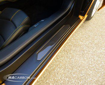 Aventador Door Sill Insert Set