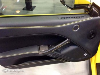 Ferrari F12 Door Handle Set