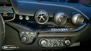 F12 Dash Trim Set