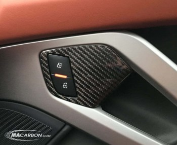 Aventador Door Lock Surround Set