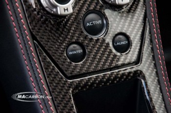 MP4-12C Interior Carbon Package